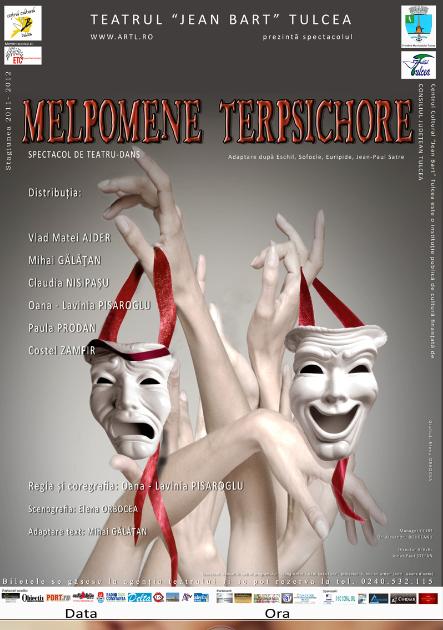 Melpomene Terpsichore